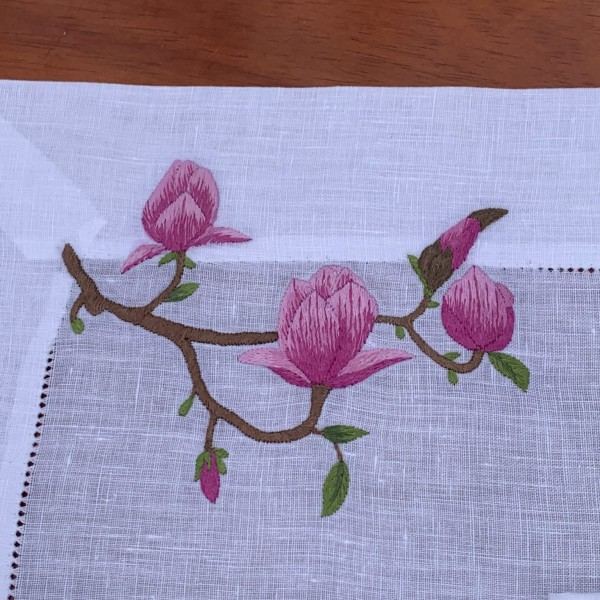 Hand Embroidery With Love